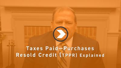 TPPR Credit Video