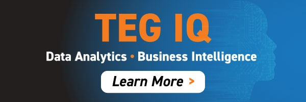 Learn more about TEG IQ - Data Analytics & Business Intelligence