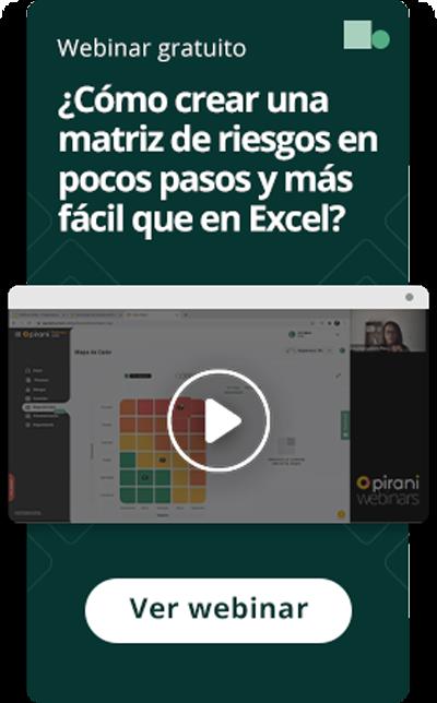 ¿Cómo crear una matriz de riesgo parametrizable más fácil que en Excel?