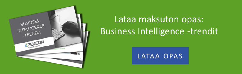 Business Intelligence trendit