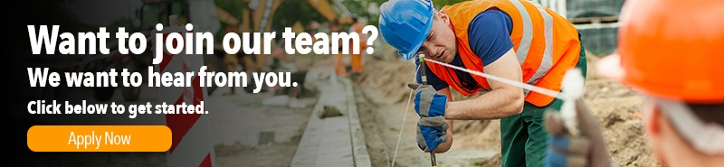 Join our team | Brindley Construction employment | Pulaski, Tennessee