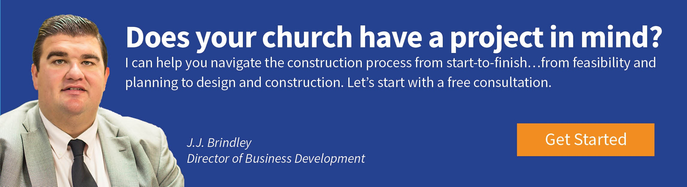 Free Consultation for Churches | Brindley Construction