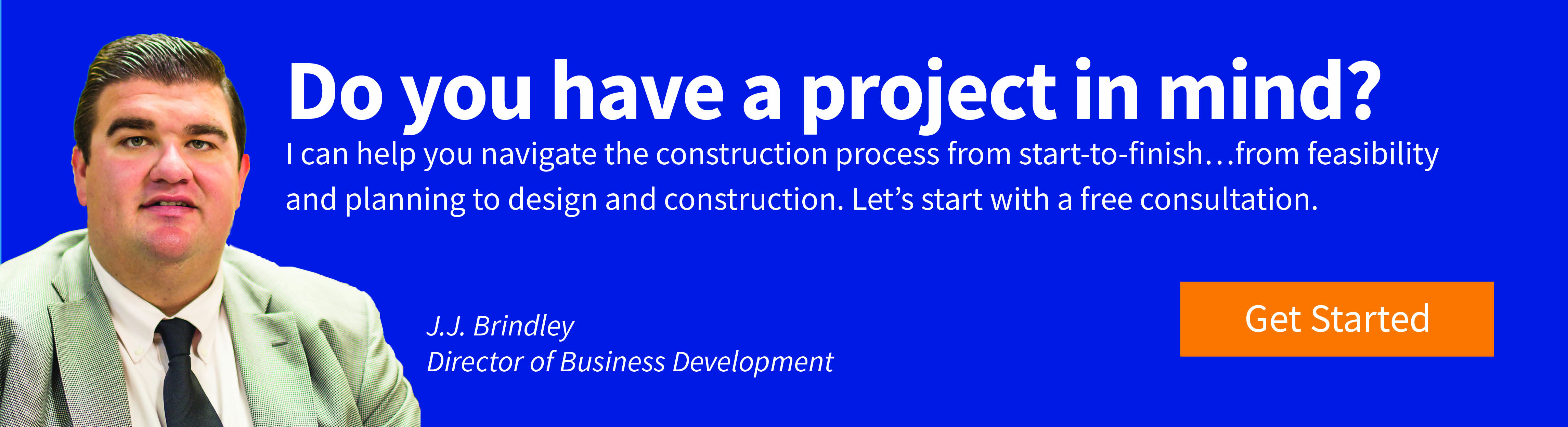 Free project consultation | Brindley Construction | Pulaski, Tennessee