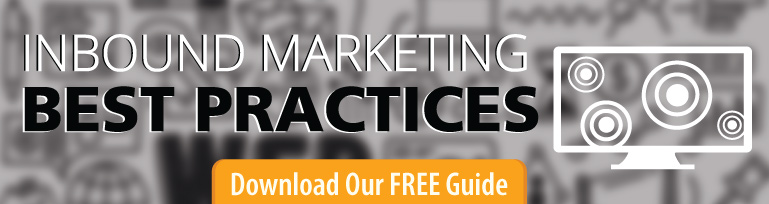 Inbound Marketing Best Practices Free Downloadable Guide