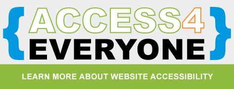 LEARN MORE ABOUT WEBSITE ACCESSIBILITY