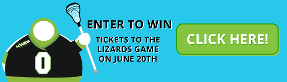 Click Here to Enter to Win Tickets to the Lizards Game!