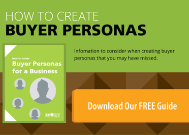 How to Create Buyers Personas for a Business downloadable guide