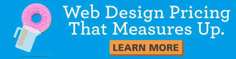 Web Design Pricing That Measures Up - Learn More