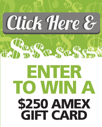 Click here and enter to win a $250 Amerian Express Giftcard! Marketing Promotion Raffle