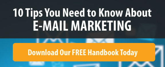 Download Our Handbook of the 10 tips you need to know about e-mail marketing