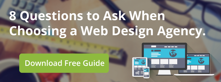 8 Questions to ask when choosing a web design agency