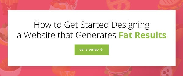 How to Get Started Designing a Website that Generates Fat Results