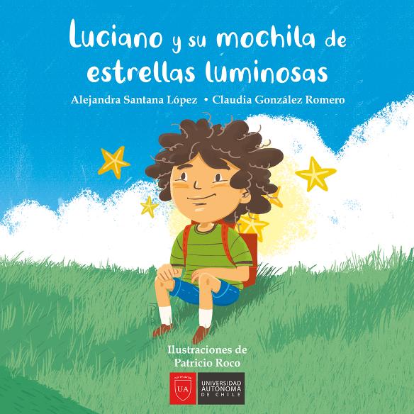 Luciano y su mochila de estrellas luminosas
