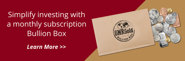 Learn more about our Monthly Bullion Box Subscriptions
