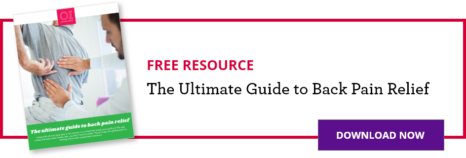 Ultimate Guide to Back Pain Relief