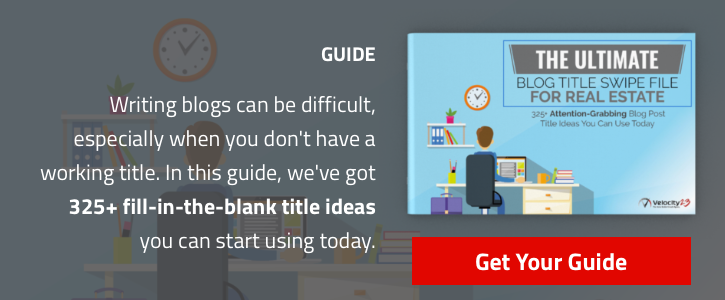 Download our free Ultimate Blog Title Swipe File today and you'll never run out of title ideas again!