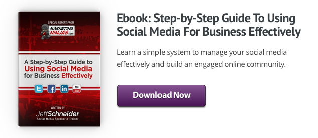 Step-by-step guide to using social media