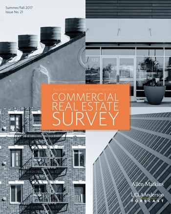 Download the 2017 Summer Fall Allen Matkins UCLA Anderson Forecast California Commercial Real Estate Survey