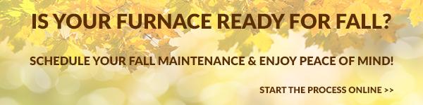 Fall Furnace Maintenance