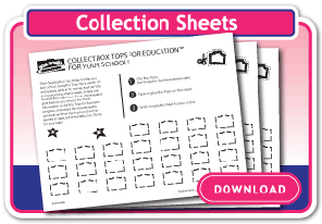 Collection Sheets