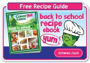 Back to School Recipe Guide