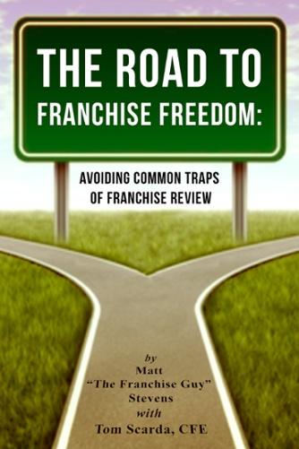 Download The Road to Franchise Freedom  NOW!