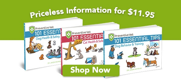 Essential Dog and Cat Health and Safety Tip Books