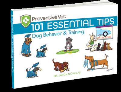101 Essential Dog Behavior and Training Tip Books