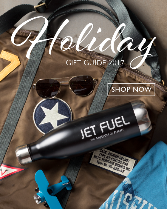 Museum of Flight Holiday Gift Guide - Shop Now!