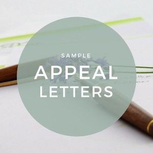 capital campaign appeal letter template