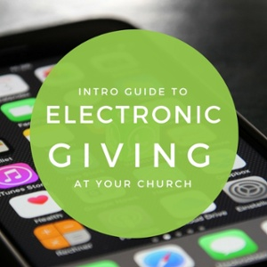 Electronic Giving Guide