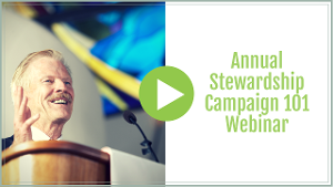 Annual Church Stewardship Campaign Webinar Video