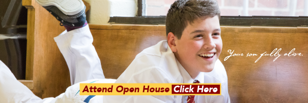 Northridge fall open house 2017 near Chicago catholic school