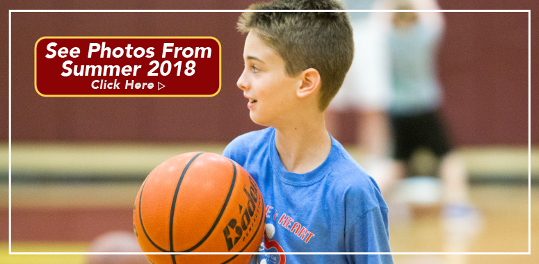 Basketball Summer Camp Northridge