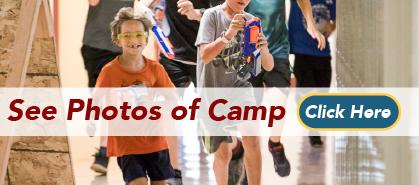 Dangerous Camp for Boys Northridge Prep
