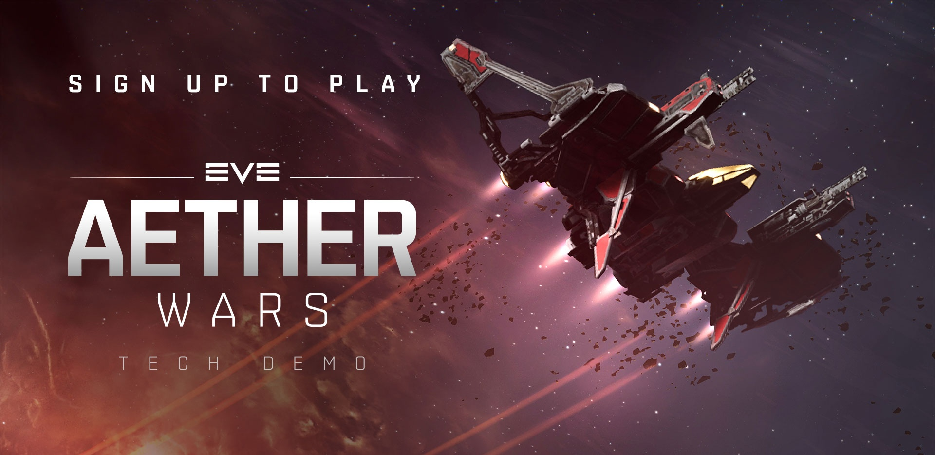 Sign up EVE Aether Wars