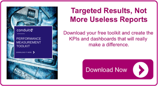 Download your free copy of the Performance Measurement Toolkit