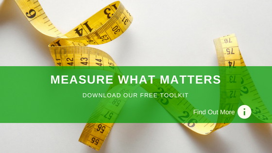 Measure what matters with an effective marketing dashboard