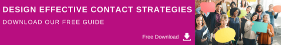 Free Contact Strategy Guide