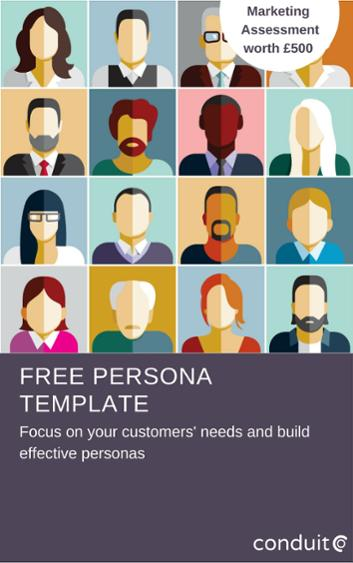 Download your free buyer persona template