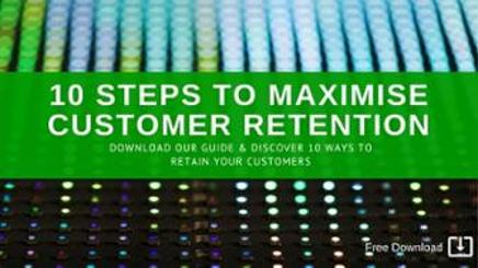 10 Customer Retention Strategies