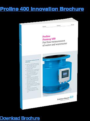 Proline 400 Innovation Brochure Download Brochure