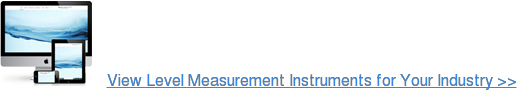View Level Measurement Instruments for Your Industry >>
