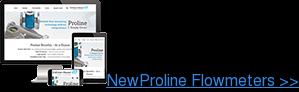 NewProline Flowmeters >>