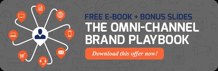 Free E-Book: The Omni-Channel Brand Playbook
