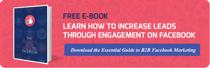 Learn how to increase leads through engagement on Facebook