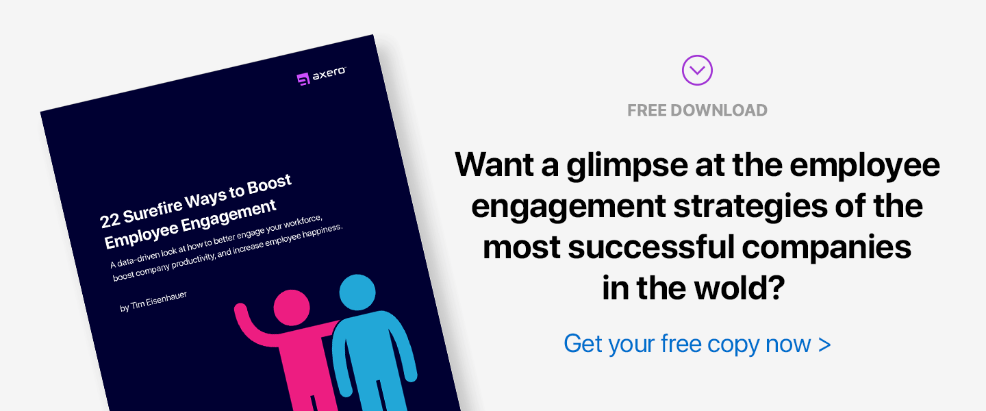 22 Surefire Ways to Boost Employee Engagement ebook