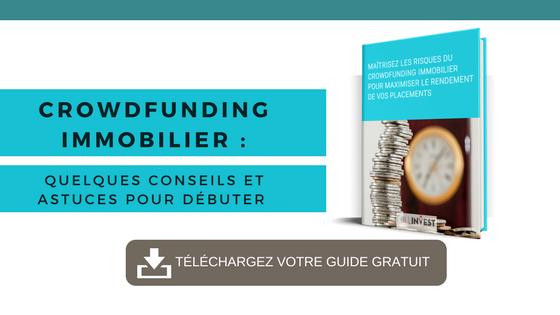 crowdfunding immobilier : conseil pour débuter