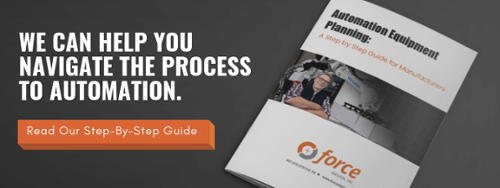 Read our step-by-step guide to automation equipment planning