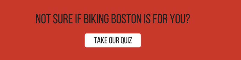 See a Sample Boston Bike Tours Itinerary   Download Now